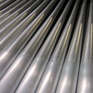 Tapered Aluminium Tube